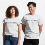 skalavagr-classic-t-shirt